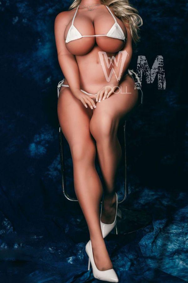 156cm 5ft1 Mcup TPE Sex Doll Amodoll