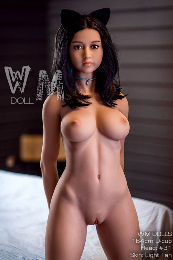 164cm 5ft5 Dcup TPE Sex Doll Xenia Amodoll