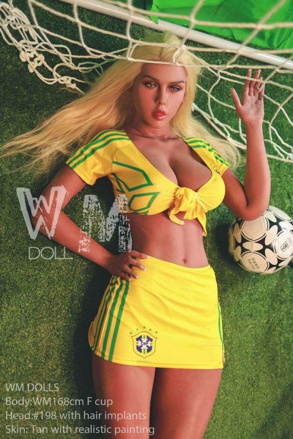 168cm 5ft6 Icup TPE Sex Doll Valeska Amodoll