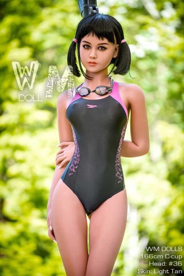 166cm 5ft5 Ccup TPE Sex Doll Ursula Amodoll