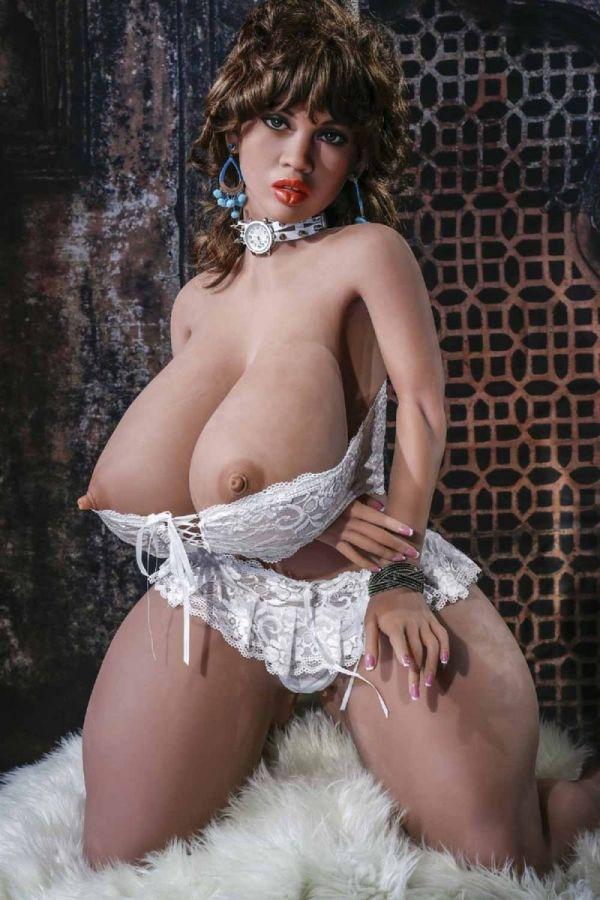 146cm 4ft9 Huge cup TPE Sex Doll Eudora Amodoll