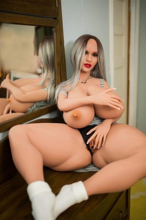 146cm 4ft9 Huge cup TPE Sex Doll Fannie Amodoll