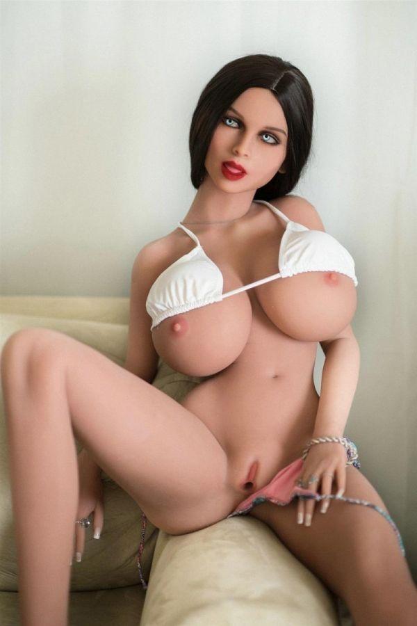 166cm 5ft5 Ncup TPE Sex Doll Pauline Amodoll