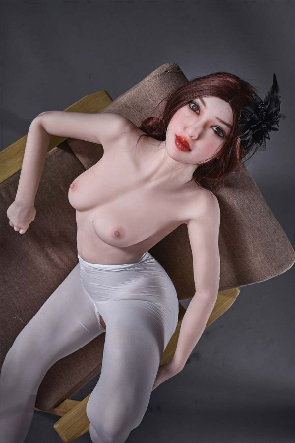 150cm 4ft11 Mature Housewife Real Love Sex Doll Patricia