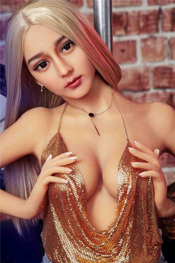 163cm 5ft4 Ecup TPE Sex Doll Ellauson Amodoll