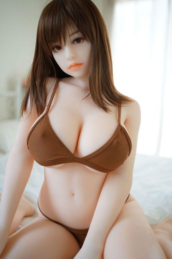 160cm 5ft3 Lcup TPE Sex Doll Risako Amodoll