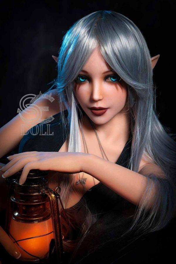 150cm 4ft11 Gcup TPE Sex Doll Elonny Amodoll