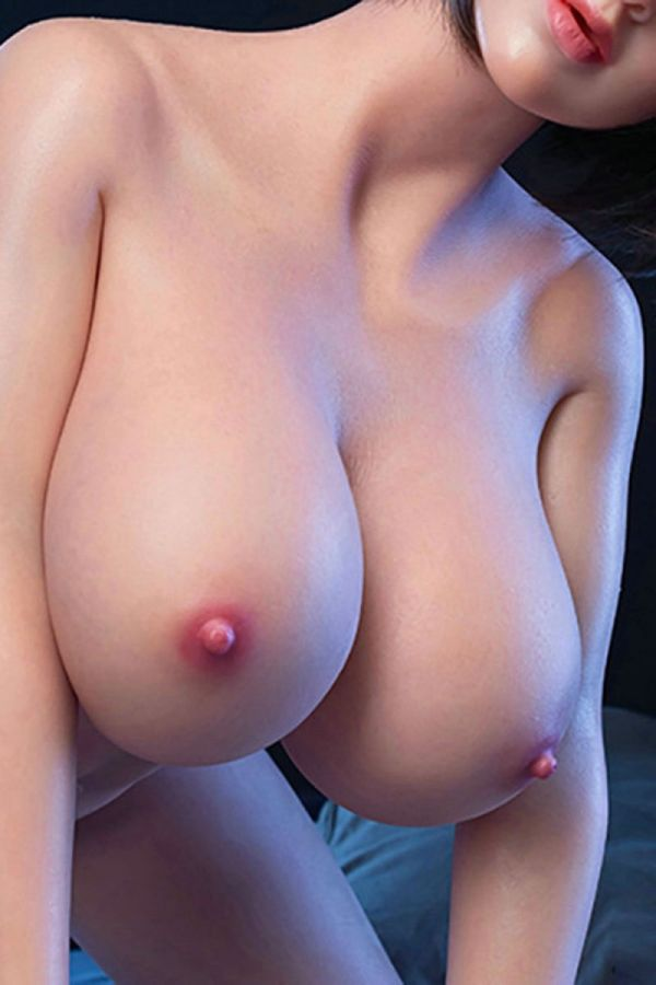 155cm 5ft1 Lcup Silicone Hyper Realistic Silicone Sex Doll Selena Amodoll