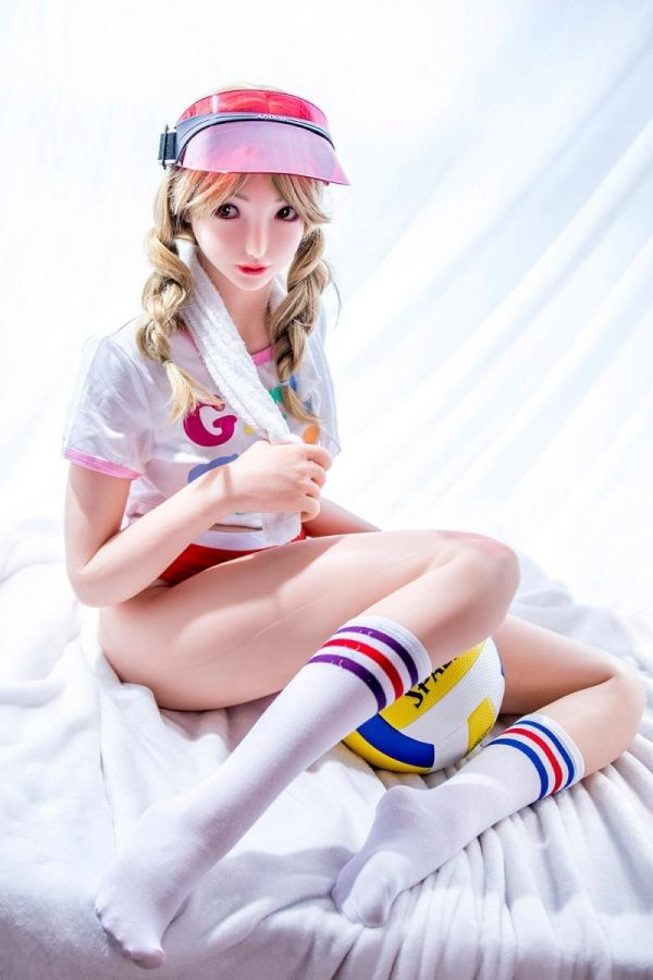 158cm 5ft2 Dcup Silicone Sex Doll Paol Amodoll