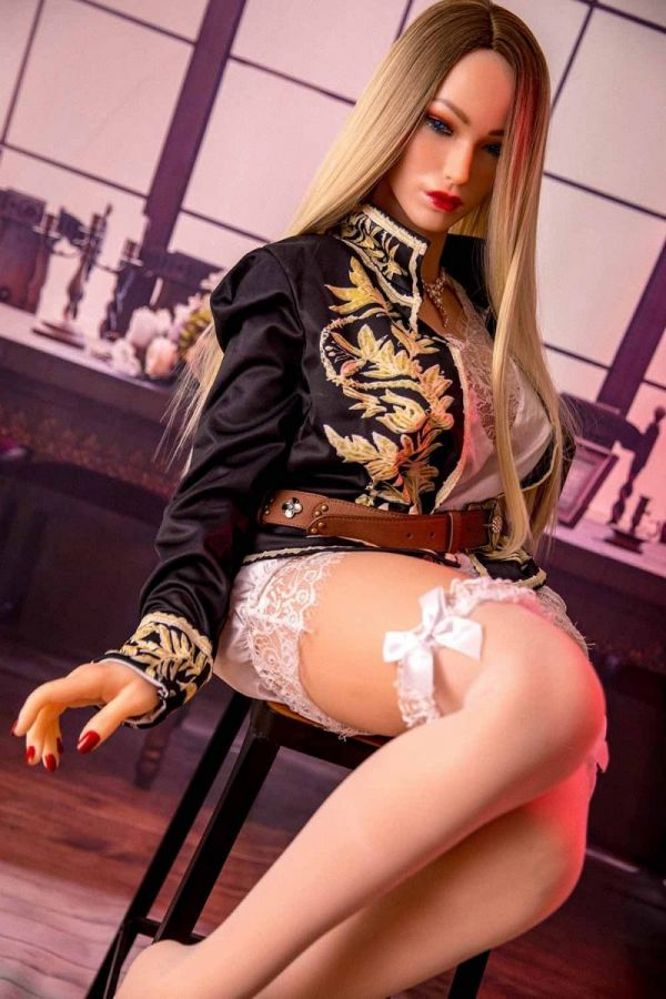 155cm 5ft1 Lcup Silicone Sex Doll Isabella Amodoll