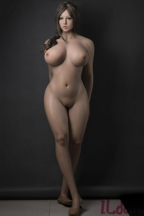 170cm 5ft7 Kcup Silicone Hyper Realistic Silicone Sex Doll Molly Amodoll
