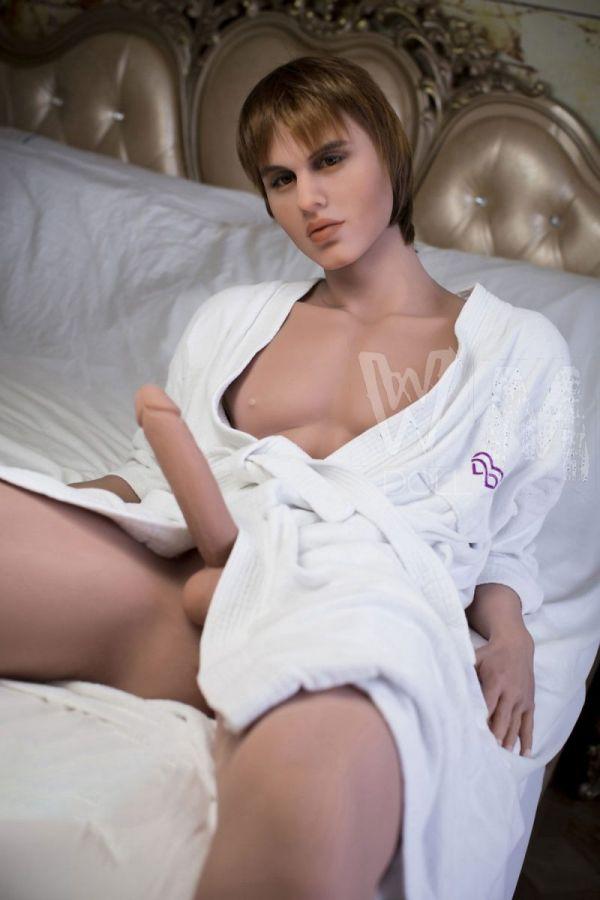 175cm 5ft9 Male TPE Sex Doll Jack Amodoll