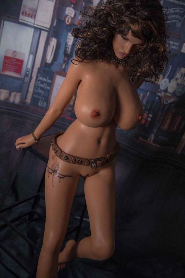 159cm 5ft2 Jcup Silicone Sex Doll Selina Amodoll