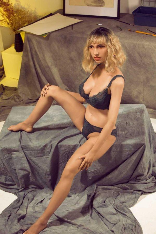 161cm 5ft3 Hcup Silicone Sex Doll Jasmina Amodoll