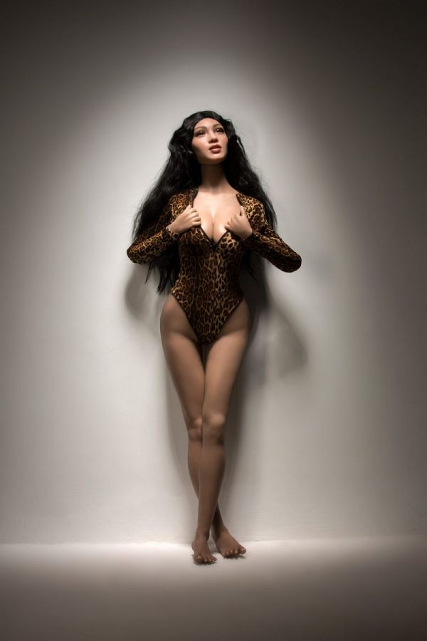 161cm 5ft3 Hcup Silicone Sex Doll Remaria Amodoll