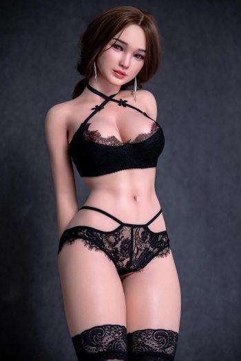 162cm 5ft4 Gcup Silicone Sex Doll Aolianna Amodoll