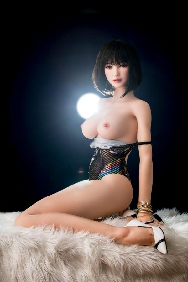 162cm 5ft4 Gcup Silicone Sex Doll Linyanyan Amodoll