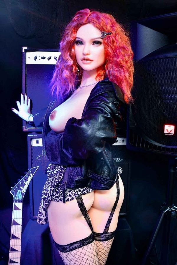 162cm 5ft4 Gcup Silicone Sex Doll Punkgirl Amodoll