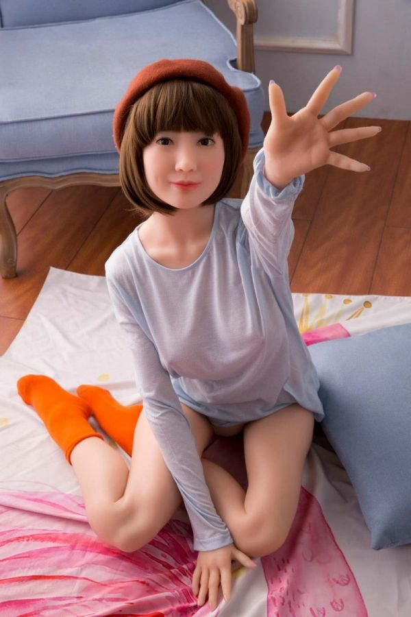 152cm 4ft12 Fcup Silicone Sex Doll Ruoshui Amodoll