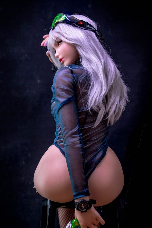 158cm 5ft2 Dcup Silicone Sex Doll Huang Amodoll