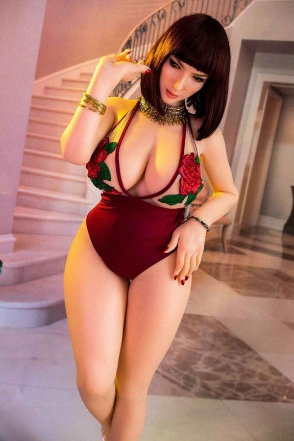 155cm 5ft1 Lcup Silicone Sex Doll Victorxer Amodoll