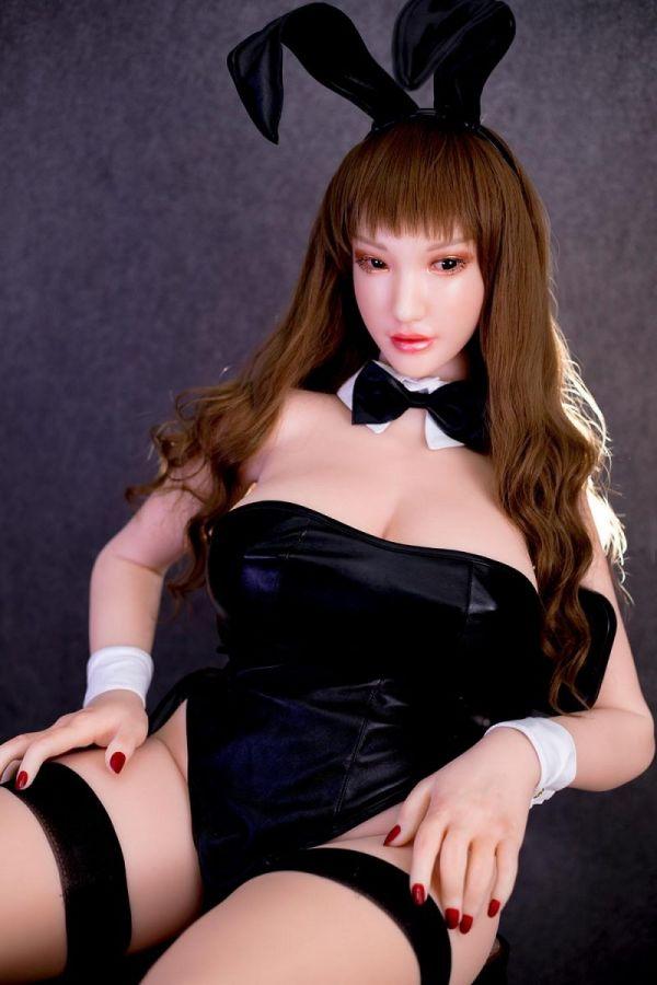 155cm 5ft1 Lcup Silicone sex Doll Yuwen Amodoll