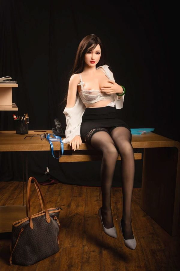 162cm 5ft4 Gcup Silicone Sex Doll Linanna Amodoll
