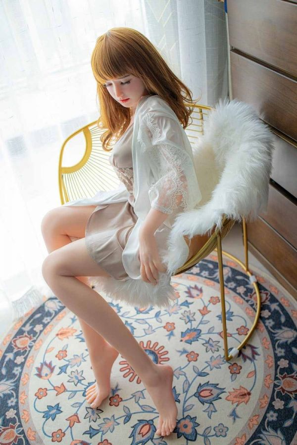 162cm 5ft4 Gcup Silicone Sex Doll Lininer Amodoll