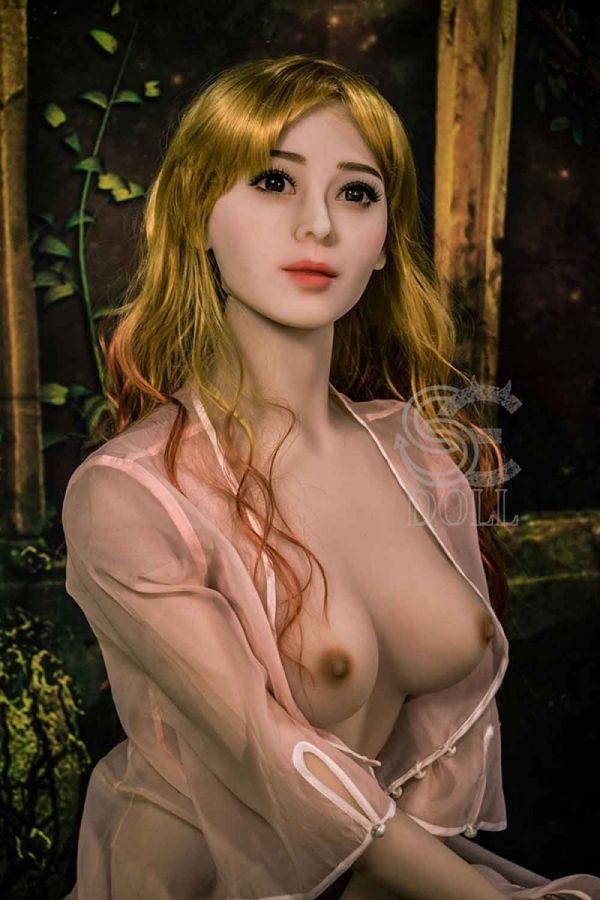 162cm 5ft4 Bcup TPE Sex Doll Becky Amodoll