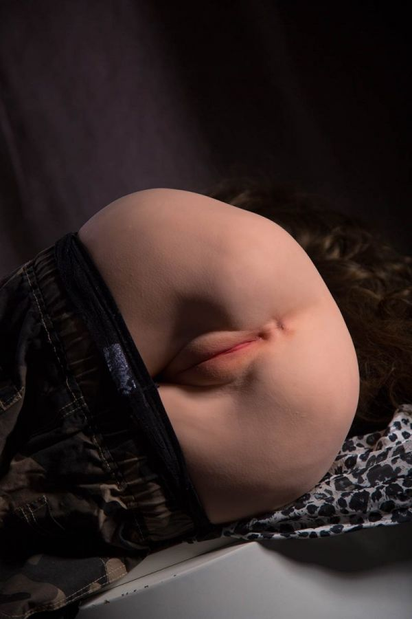 25cm 9.8in 3D Realistic Female Torso TPE Sex Toys Amodoll
