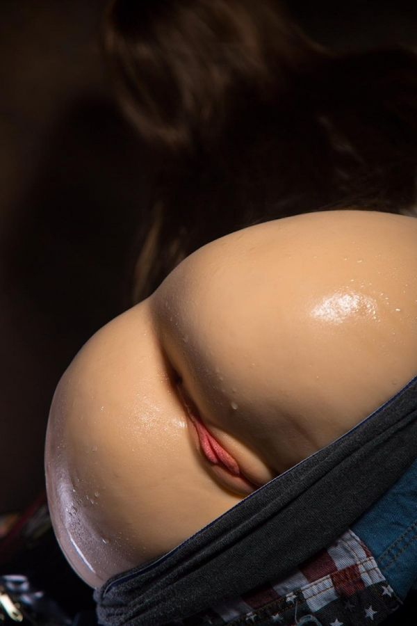 24cm 9in 3D Realistic Female Torso TPE Sex Toys Amodoll