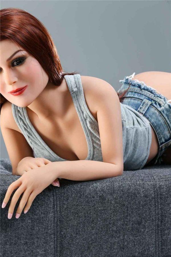 155cm 5ft1 Best Mature Adult Love Doll MILF Sex Doll Dale