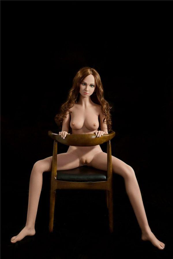 155cm 5ft1 Cheap Realistic Life-sized Sex Doll Dana