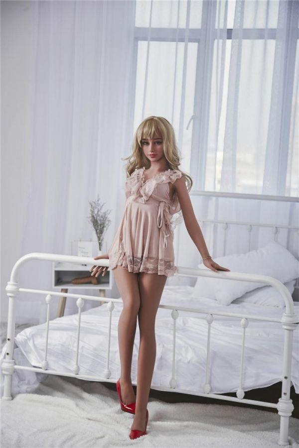 155cm 5ft1 Curvy Realistic Love Sex Doll Doreen