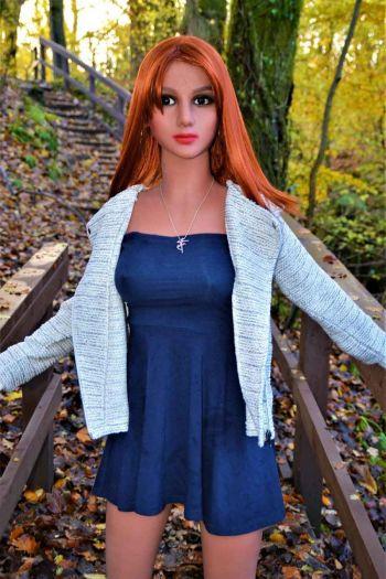 155cm 5ft1 Best Lifelike Sexy Love Sex Doll Erica