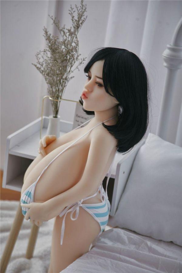 100cm 3ft3 Huge Boobs TPE Sex Doll Griselda Amodoll