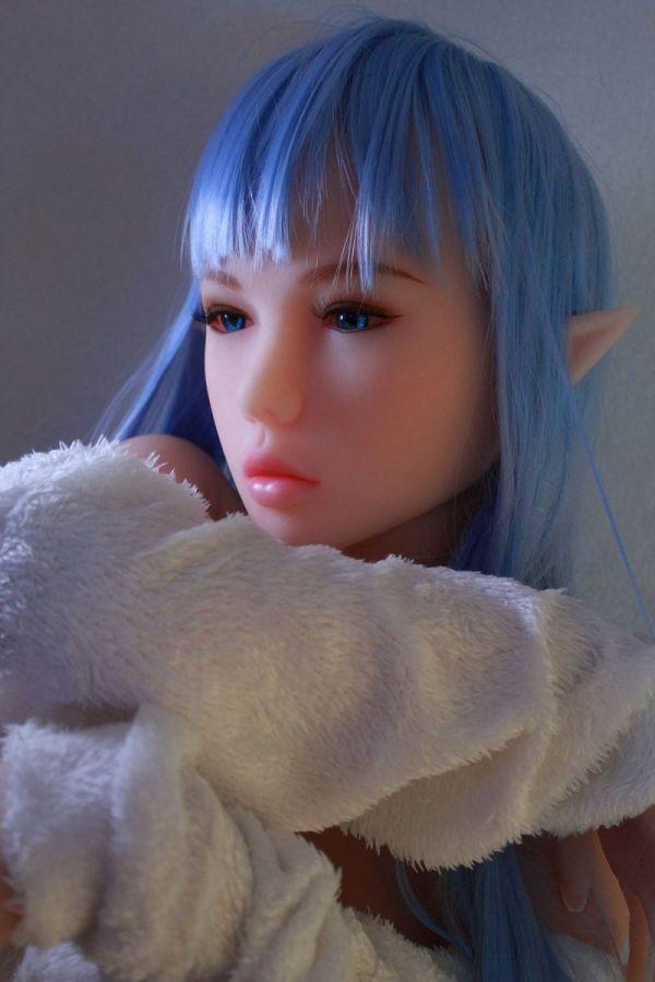145cm 4ft9 Popular ELF Real Love Sex Doll Dora