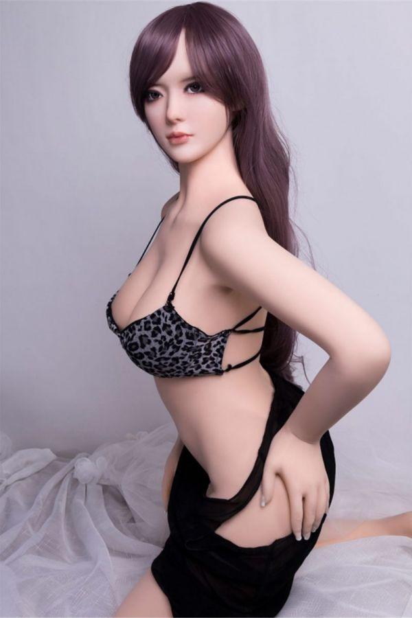 Skinny  Japanese Realistic Adult Sex Doll Shari 168cm 5ft6