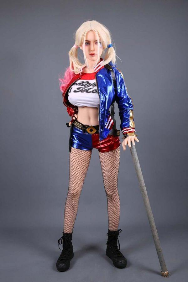 168cm 5ft6 Big Titties Adult Sex Doll Harley