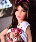 145cm 4ft9 Ultra Realistic Sex Doll for Men Shannon