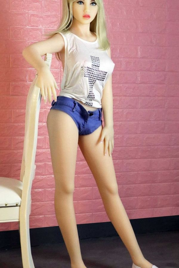 146cm 4ft9  Super Lifelike Sex Doll -Bella