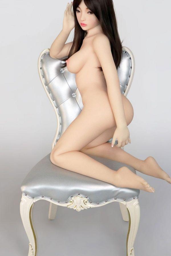146cm 4ft9 Asian Sex Doll Real Love Doll -Mulan