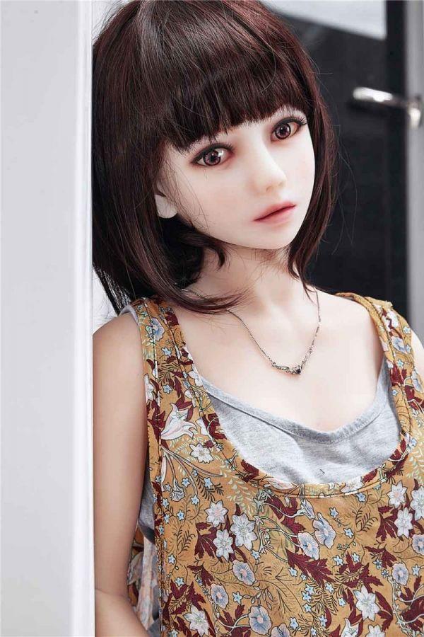 145cm 4ft9 Realistic Adult Sex Doll for Man Geneva