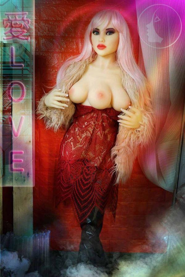 146cm 4ft9 Beautiful Sex Doll Life-sized Love Doll -Venus