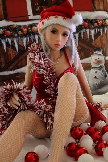 145cm 4ft9 Christmas Anime Sex Doll for Men -Dora