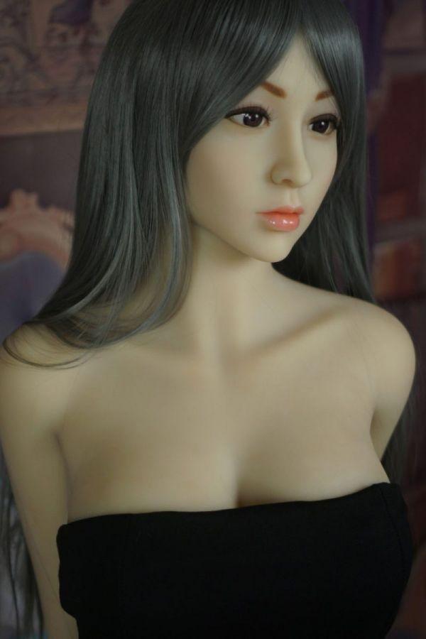 161cm 5ft3 Buxom Korean Sex Doll Porn Love Doll -Leah