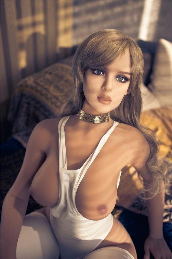 168cm 5ft6 Super Realistic European Love Doll -Tabitha