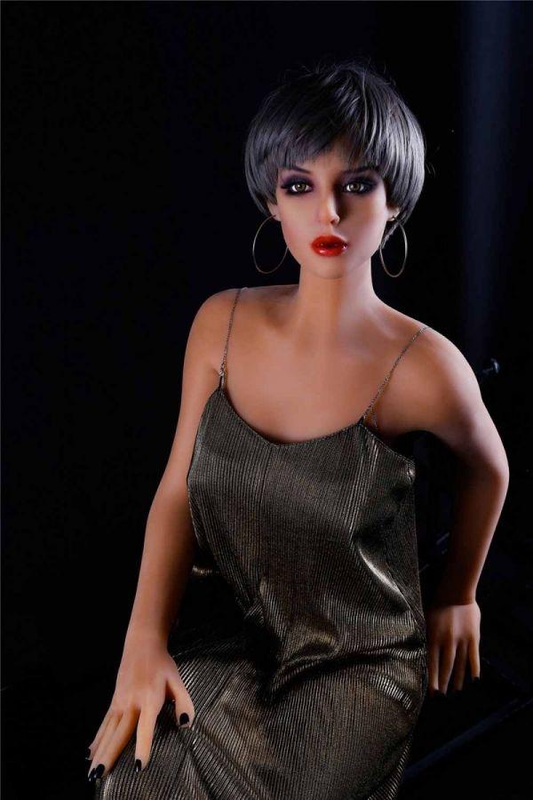 168cm 5ft6 Life-sized Tall Sex Doll Hot Porn Doll -Tara