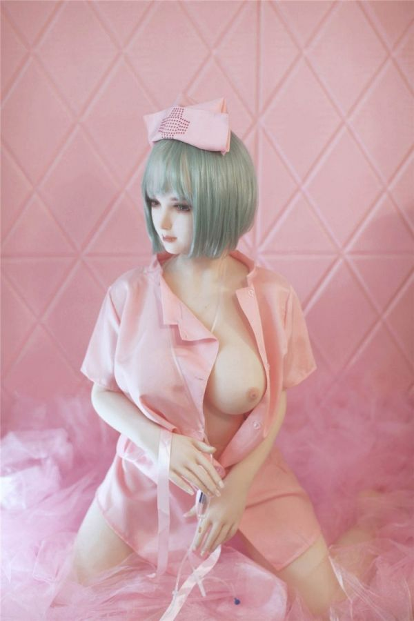 168cm 5ft6 Charming Nurse Sex Doll with Big Boobs -Vicky