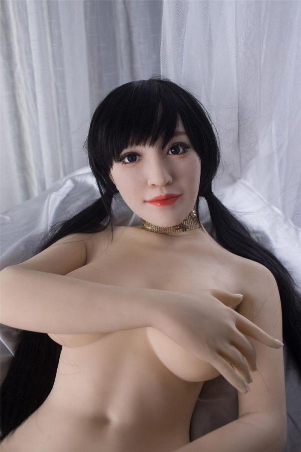 168cm 5ft6 Ultra Realistic Asian Porn Doll Lifelike Sex Doll -Schwanhild